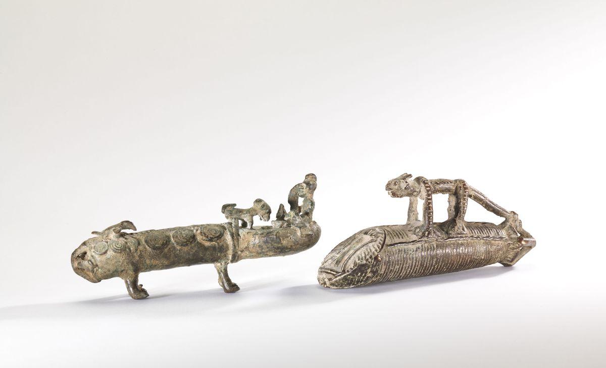 Ǫfǫ with animals on top