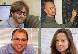 UCLA DOE grant team