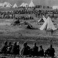 Civil War prisoner camp