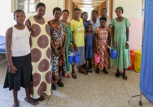 Fistula patients - Uganda