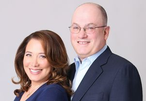 Alexandra and Steven Cohen