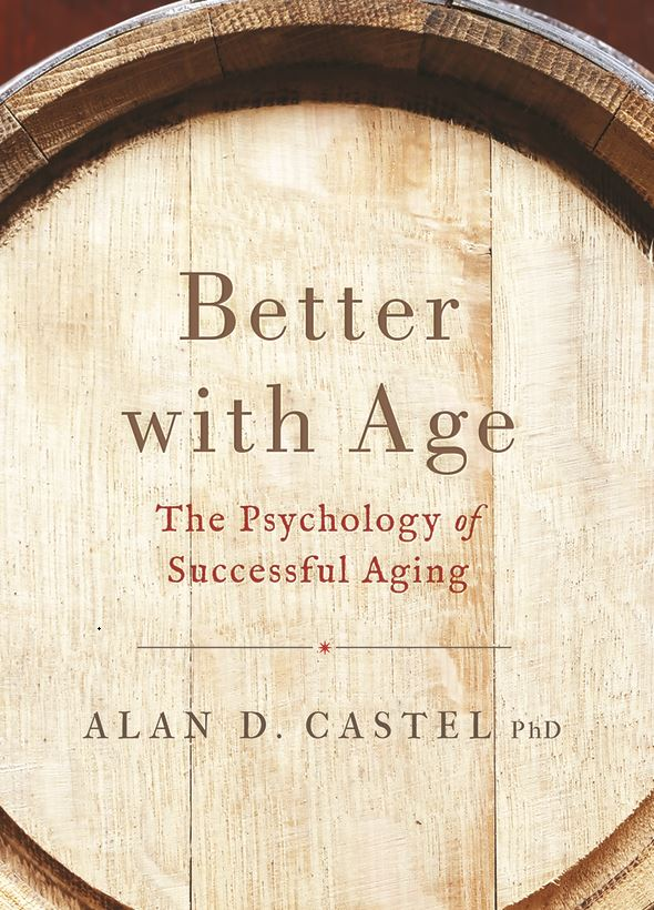 Book cover for Better with Age