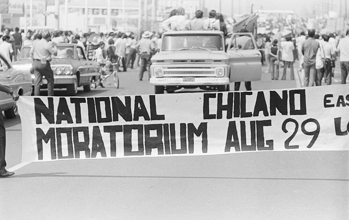 """""""Requiem-29""""  Chicano Moratorium"""