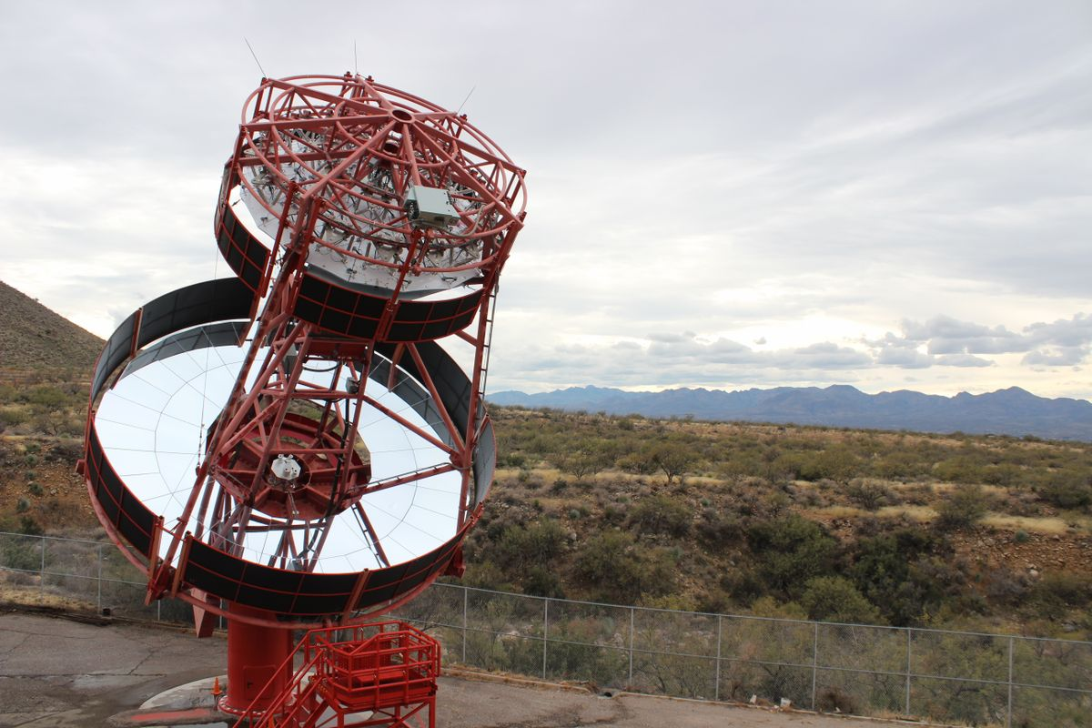 The prototype Schwarzschild-Couder Telescope