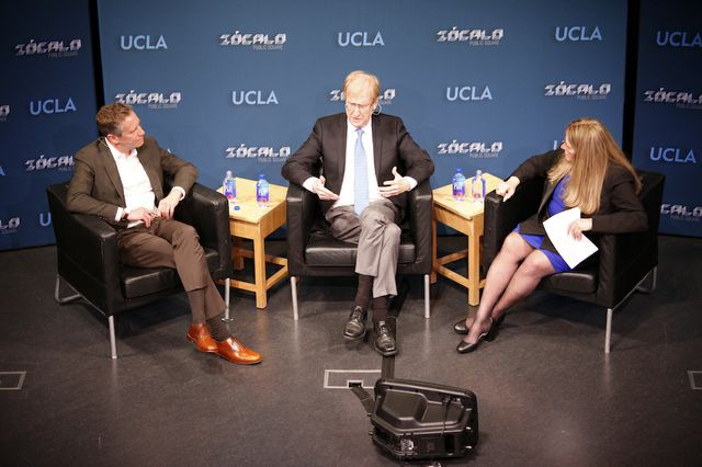Zócalo/UCLA Downtown event on authoritarianism and democracy