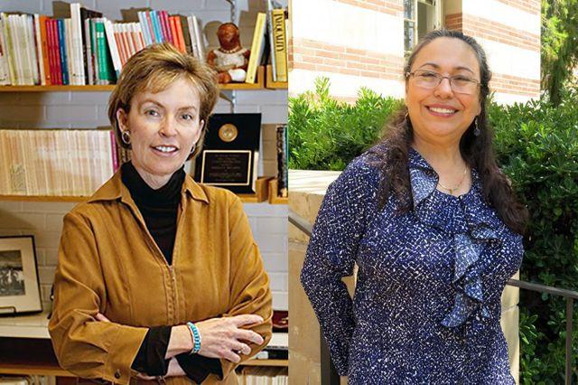 Teresa McCarty and Sylvia Hurtado
