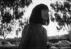 "Dorothy Fujikawa in a scene from ""Evergreen"""