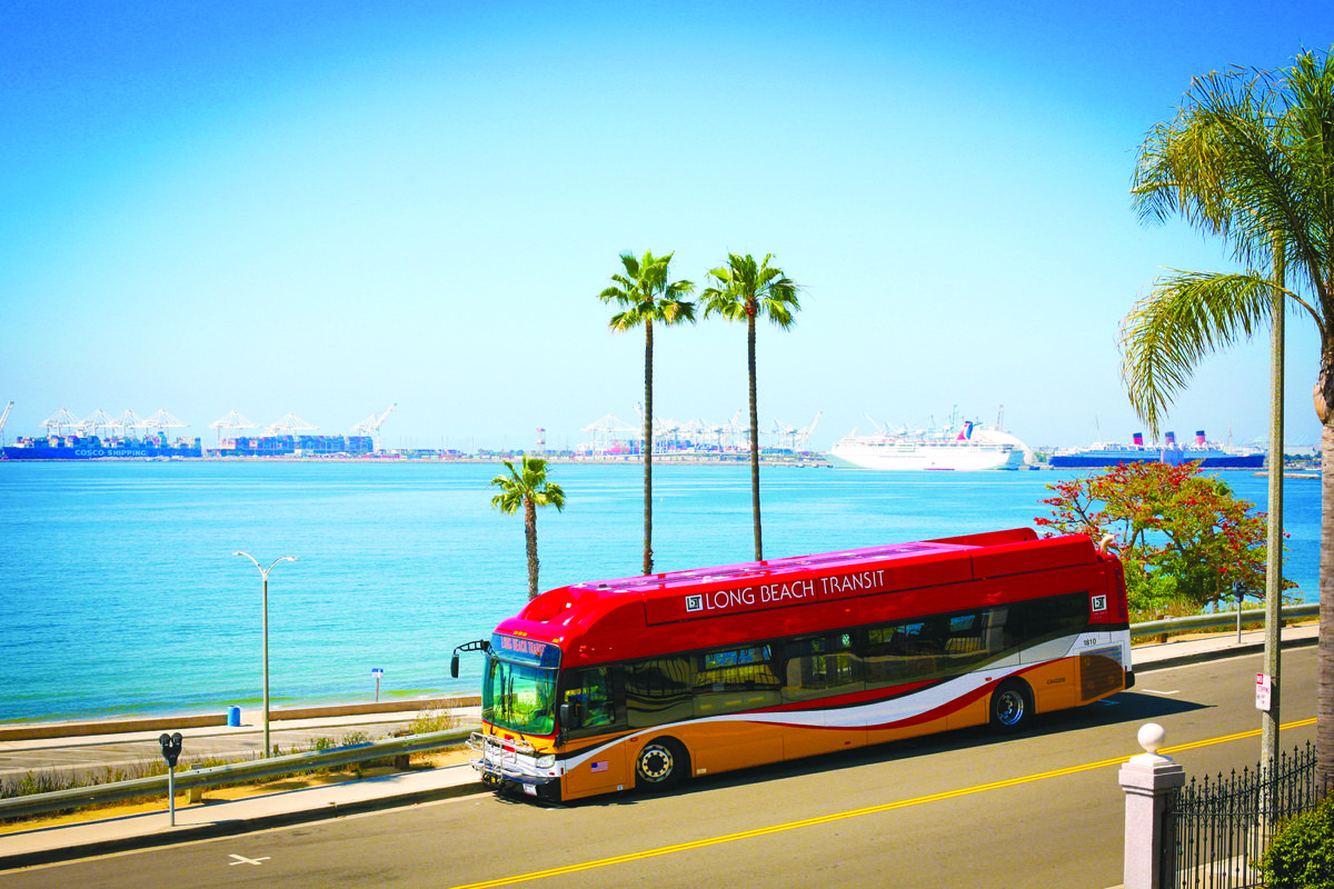 Bus Service From Long Beach To Ucla To Launch April 1 Ucla