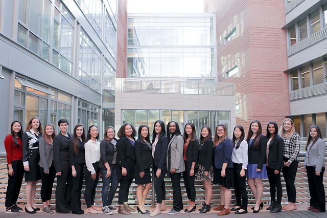 Women in Engineering at UCLA