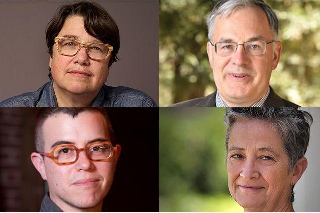 UCLA Guggenheim fellows 2019
