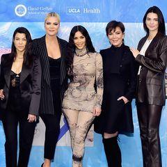 Dr. Esrailian with Kardashians
