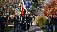 Veterans Day at UNM