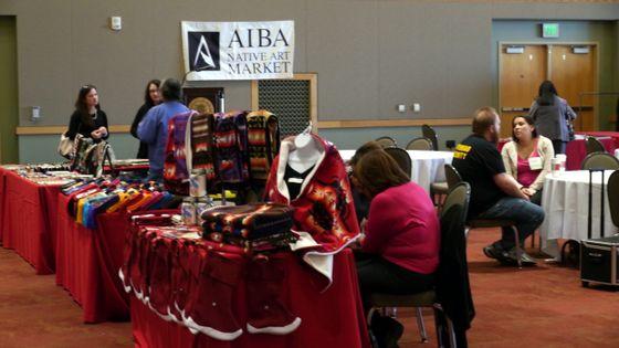 AIBA Native Art Market