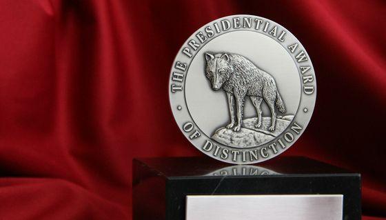Presidential Award of Distinction