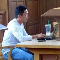 Quiet study area