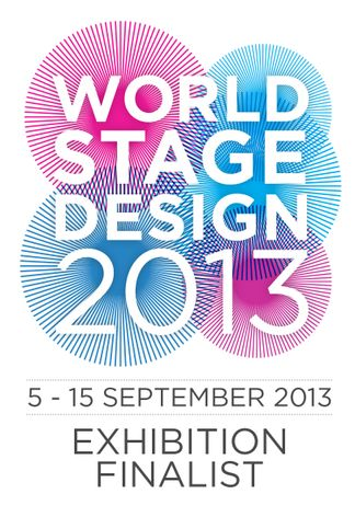 World Stage Design 2013 logo