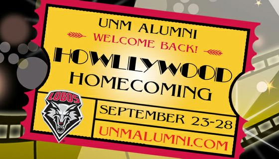UNM Homecoming 2013