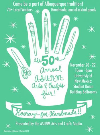 50th Arts and Crafts Fair