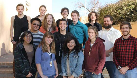 2013 Scribendi Staff