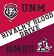 Rivalry Blood Drive