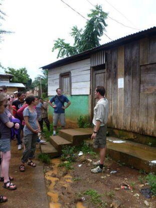 Casa Materna, Nicaragua