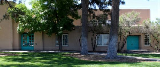 UNM Anthropology Building
