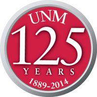 UNM 125 Logo