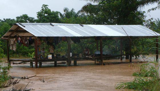 Bolivian Flooding