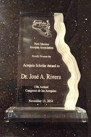 Acequia Scholar Award 2014