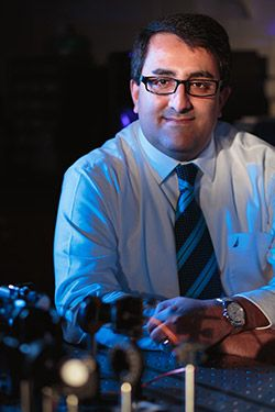 Associate Professor Arash Mafi