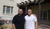 Felipe and Raiden