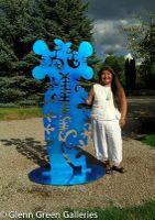 Melanie Yazzie Sculpture