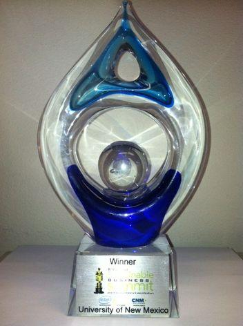 2013 Sustainability Award