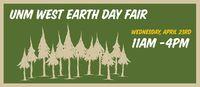 UNM West Earth Day Fair