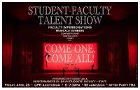 SA+P Talent Show