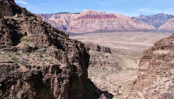 Spring Mountain and Red Rock Canyon