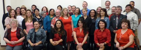 New UNM Staff Council members