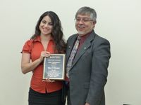 UNM Staff Council Past President Award