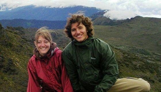 UNM students in Costa Rica