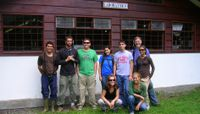 Student trip to Costa Rica