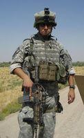 Andres Lazo - Iraq