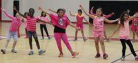 SYSP Girls Dancing