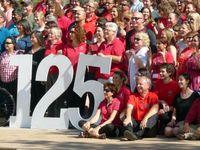 Staff Celebrates 125