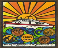 1976 poster from Cuba