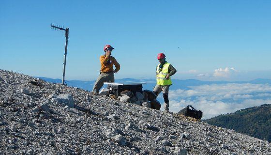 Volcanoe Monitoring