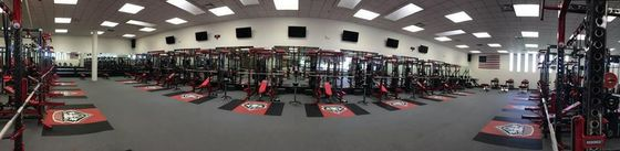 Lobo weight room