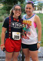 Nerd run participants