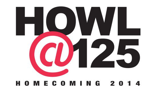 Homecoming 2014: Howl@125