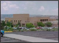 UNM Gallup campus