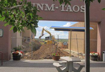UNM Taos renovations